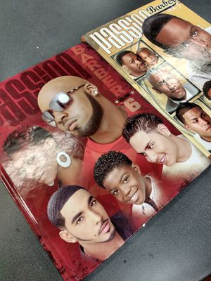2- Barber Haircut Style Books for Sale in Carrollton, TX