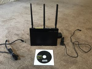 Asus RT-N66U dual band wireless router for Sale in Anaheim, CA