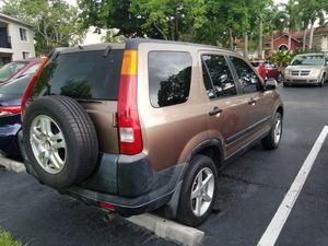 HONDA CR-V for Sale in Tamarac, FL