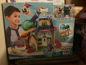 Puppy dog pals doghouse play set for Sale in San Antonio, TX