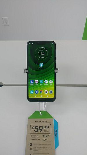 Motorola g7 Supra for Sale in Everett, WA