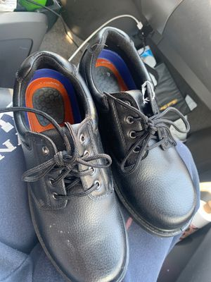 Slip resistant work shoes 9W for Sale in Washington, DC