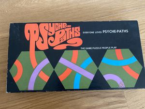 Psyche-Paths Game Puzzle 1968 for Sale in San Rafael, CA