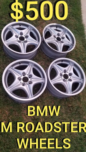 BMW z3 m roadster wheels for Sale in Los Angeles, CA