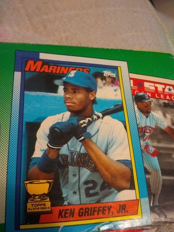 1990 complete card set
