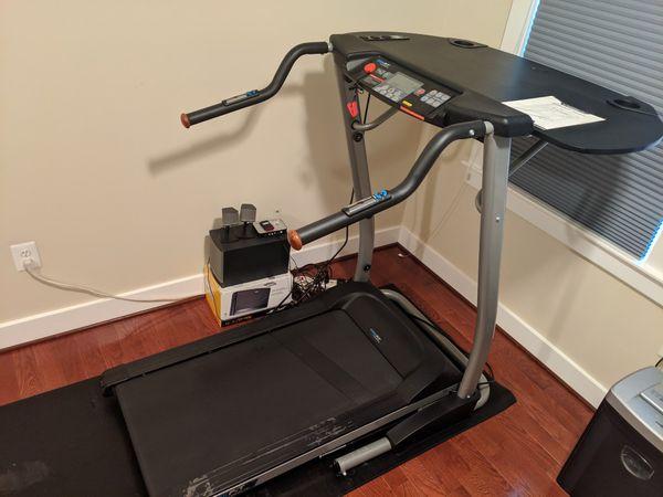 Exerpeutic Tread Desk
