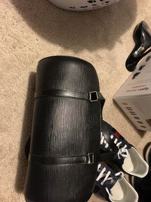 Louis Vuitton Black bag- 100% Authentic for Sale in Bethesda, MD