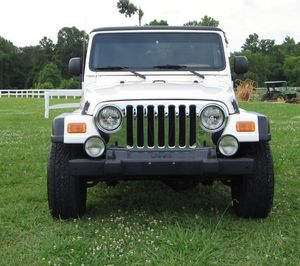 On Sale 2003 Jeep Wrangler Rubicon 4WDWheels Awesome for Sale in Washington, DC