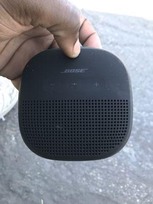 bose waterproof bluetooth speaker for Sale in Murray, UT