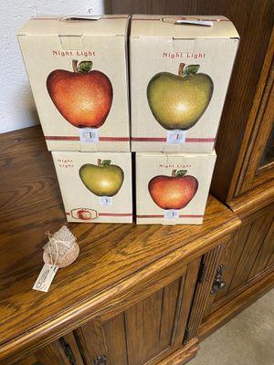 Apple night lights for Sale in Phoenix, AZ