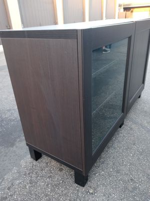 IKEA entertainment center-tv stand for Sale in Fullerton, CA