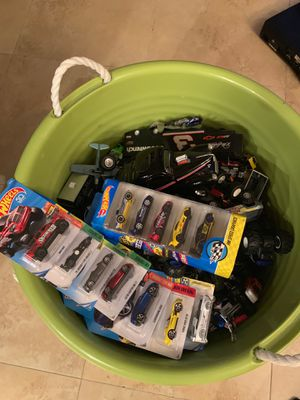 Hot wheels cars. for Sale in Tamarac, FL