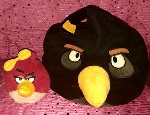 Angry Birds Stuffed Animals for Sale in San Bernardino, CA