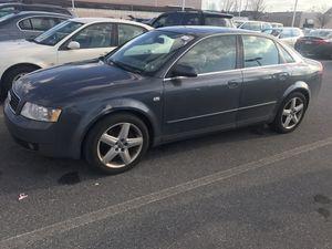 2003 Audi A4 stick shift for Sale in Baltimore, MD