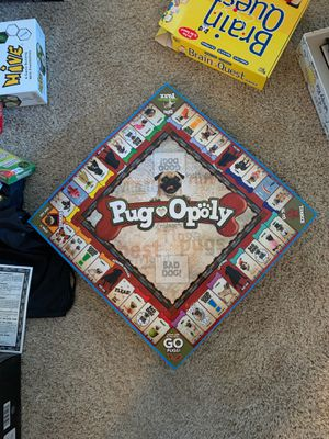 Pug Opoly for Sale in Chandler, AZ