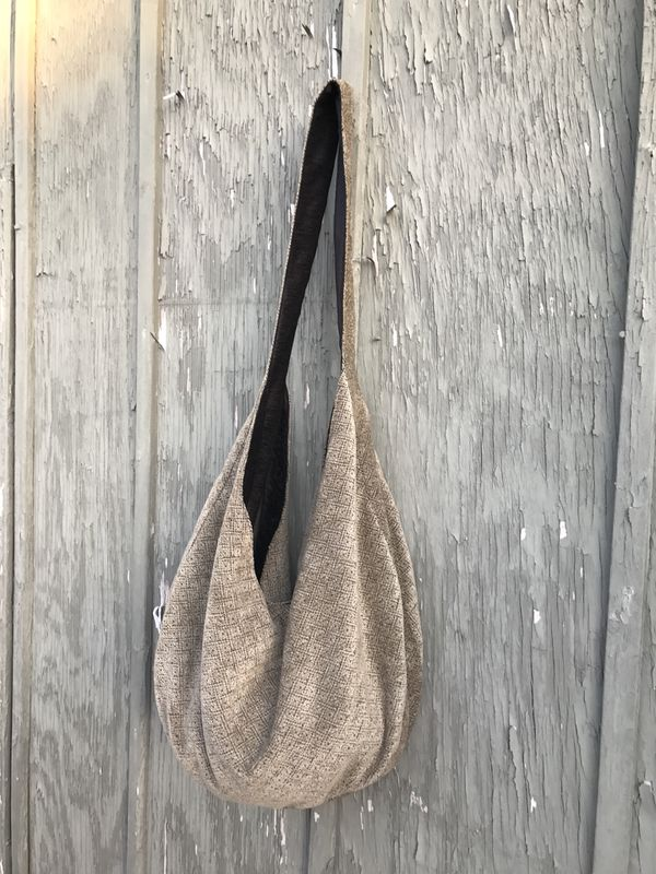 Custom made exlarge Hobo bags