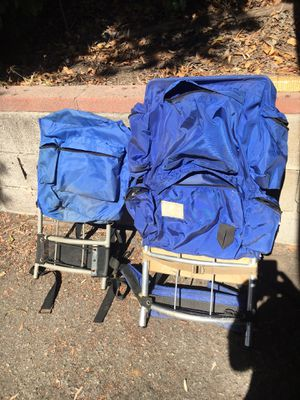 REI and StanSport Frame Backpacks Hiking for Sale in Whittier, CA