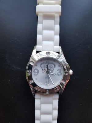 Juicy Couture white and silver watch. for Sale in Seattle, WA