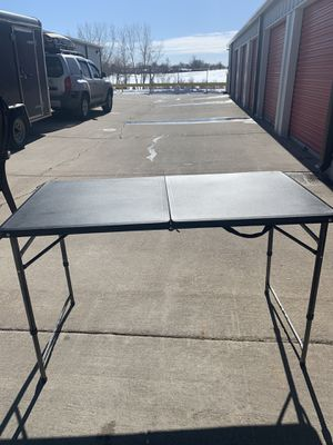 Folding table for Sale in Brighton, CO