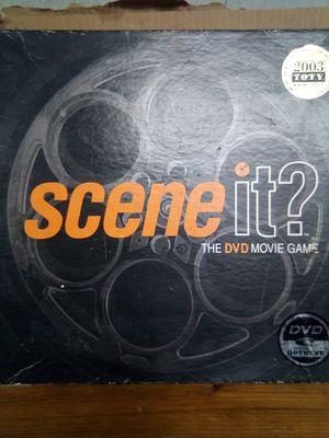 Scene IT DVD Board Game for Sale in Vallejo, CA