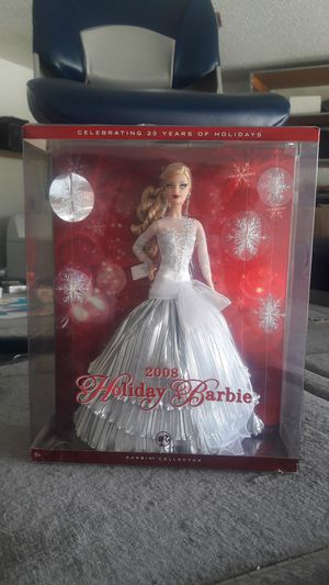 2008 original Holiday Barbie for Sale in Deltona, FL