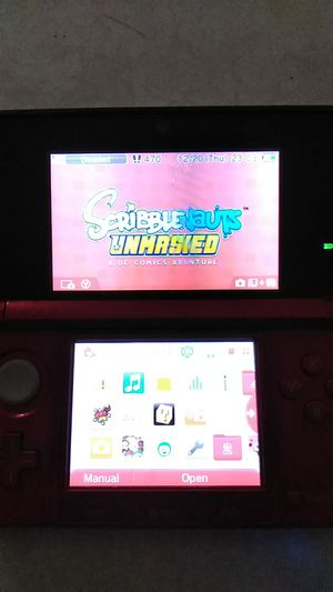 Nintendo 3DS (Red) for Sale in Tampa, FL
