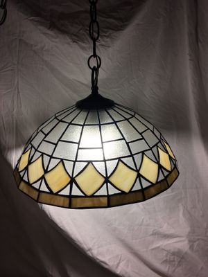 Vintage Hanging Lamp for Sale in Fresno, CA