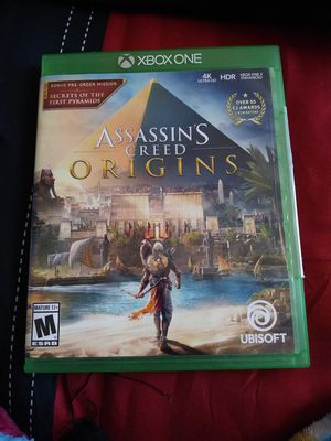 Assassin's Creed Origins for Sale in Denver, CO