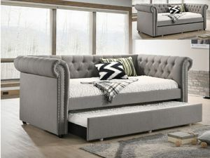 Crown Mark Ellie Daybed With Trundle for Sale in Duncan, SC