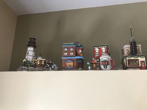 Dept 56 Collection 16 pices for Sale in Orlando, FL