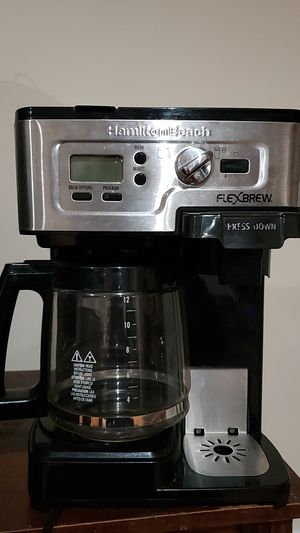 Hamilton Beach Coffee Maker for Sale in Alexandria, VA