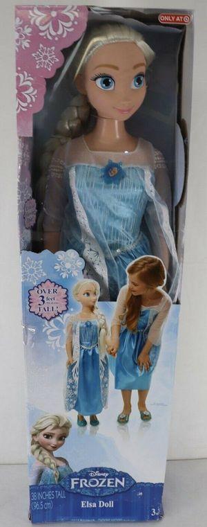 Disney Frozen Elsa & Anna My Size dolls for Sale in San Antonio, TX