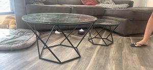 COFFEE TABLE SET for Sale in Washington, DC