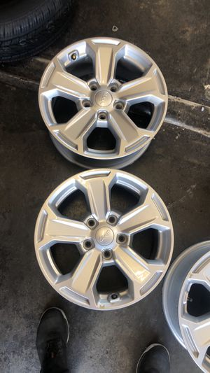"17"" Jeep wheels for Sale in West Sacramento, CA"