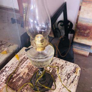 Antique lamp for Sale in Marietta, GA