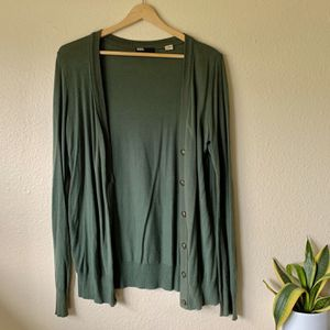 $7 Green Cardigan for Sale in Portland, OR