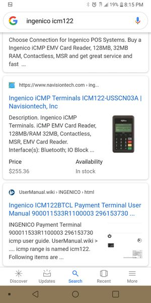 Card reader for Sale in Boring, OR