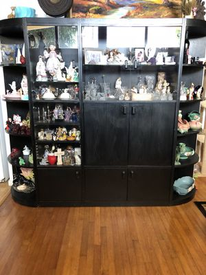 Curio Cabinet / Entertainment Center for Sale in Honolulu, HI