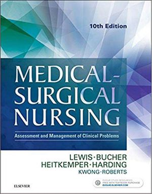 Medical-Surgical Nursing Assessment and Management of Clinical Problems 10th Edition ebook PDF for Sale in Los Angeles, CA