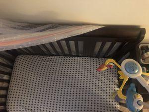 7 in 1 convertible crib for Sale in McLean, VA