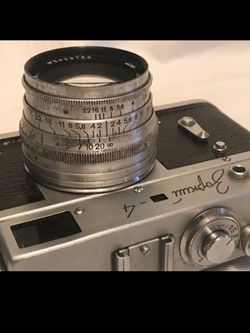 Zorkiy-4. Film camera. Copy Leica for Sale in Beaverton,  OR