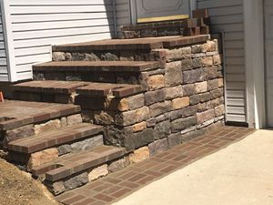 We built very nice steps, patios for Sale in Silver Spring, MD
