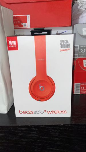Beats solo 3 wireless for Sale in Hollywood, FL