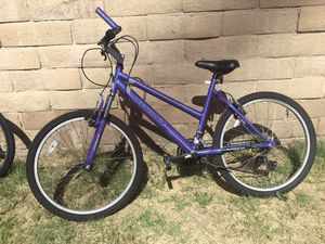 Bike. Firm price 20 for Sale in Moreno Valley, CA