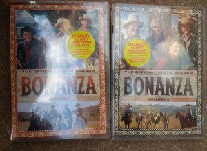 New Bonanza season 9 dvds for Sale in Lake Grove, NY