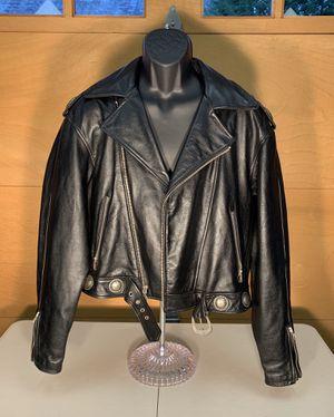 Mens Harley Davidson Leather Jacket (size M) for Sale in Emmaus, PA