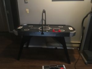 Air hockey table good condition for Sale in Stoughton, MA