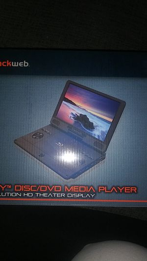Portable bluray disc player for Sale in Las Vegas, NV