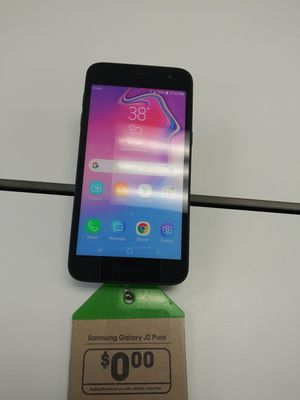 SAMSUNG GALAXY J2 PURE (FREE)!!!!! for Sale in White Hall, AR