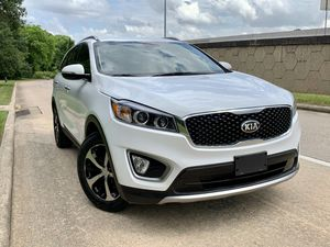 2017 KIA SORENTO EX !| FULLY LOADED | NO ACCIDENTS || for Sale in Spring, TX